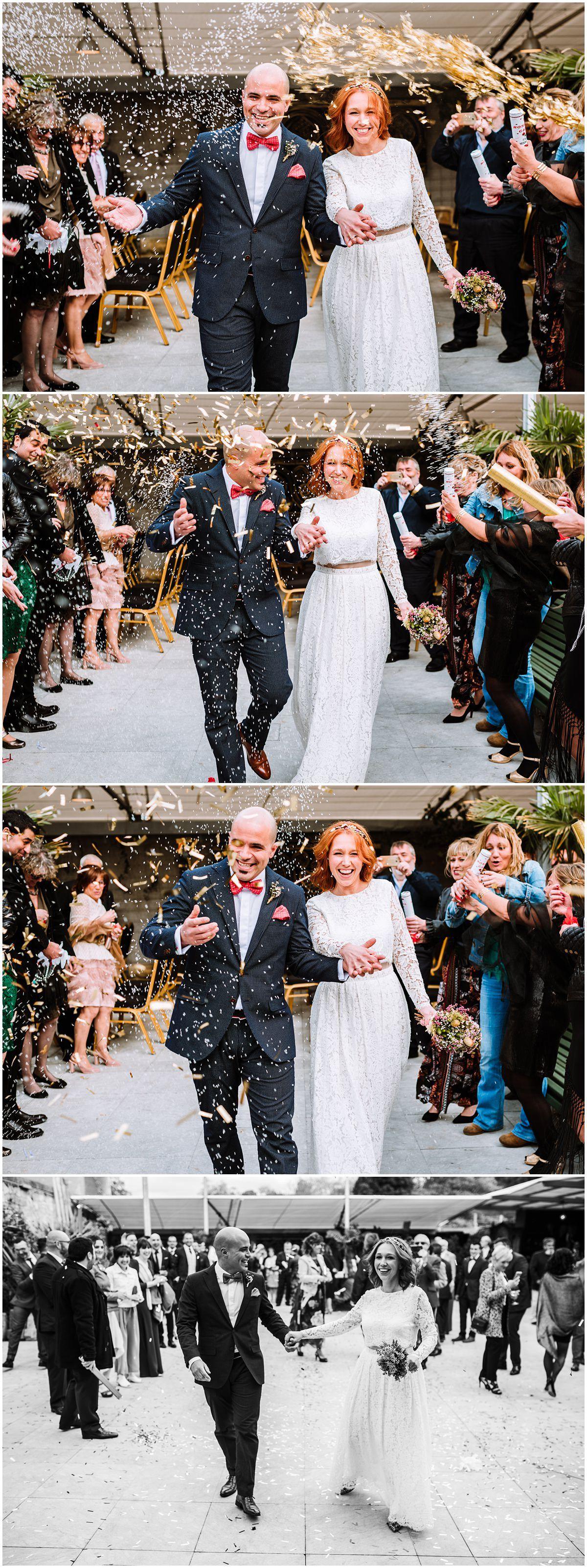 Ceremonia de boda en Avilés Foto