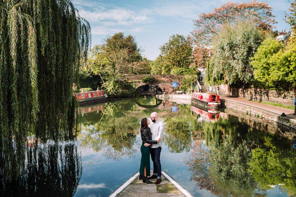 Engagement Session London Jose Castano Photographer