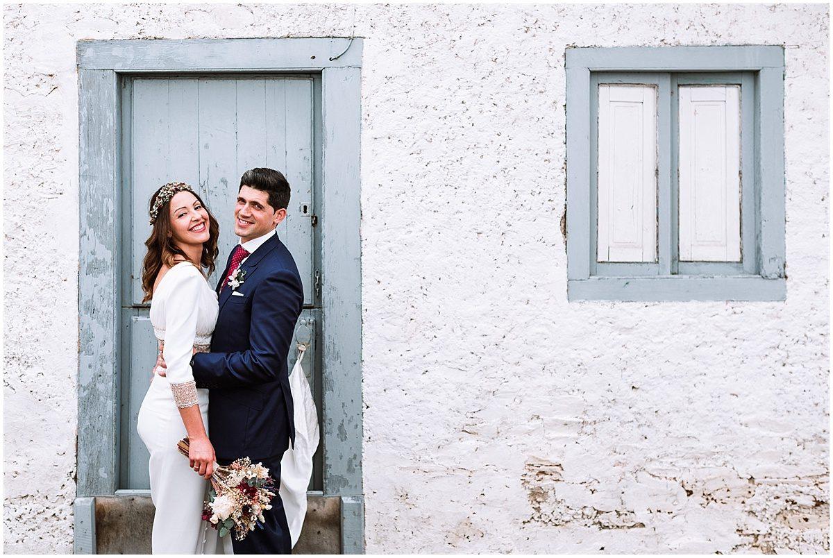 Fotos post boda originales Fotografia de Bodas en Asturias Jose Castano